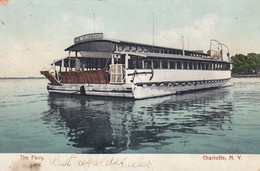 CHARLOTTE , New York , 1907 ; The Ferry - Other