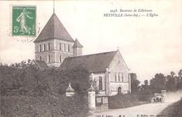 Petiville (76 - Seine Maritime)   Le Monument Aux Morts - France
