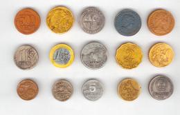 Monnaies Du Monde     13 - Fèves