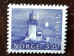 NORVEGE, Phare, Phares, Faro, Lighthouse. Yvert N°690. ** MNH - Phares