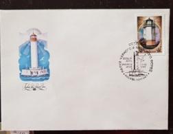 RUSSIE, Phare, Phares, Faro, Lighthouse. Yvert N° 4967 Fdc, Enveloppe 1er Jour. - Vuurtorens