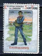 Cinderella    Exposition Provinciale Du Limbourg  St Trond  Classe Des Mines - Autres