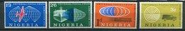Nigéria ** N° 110 à 113 - U.P.U - Nigeria (1961-...)