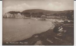 Postcard - Freshwater Bay I.O.M. C1950 - Unused  Very Good - Cartes Postales