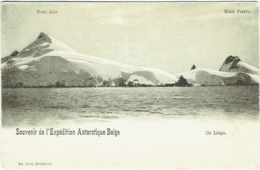 Souvenir De L'Expédition Antartique Belge. - Missions