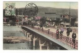 JAPON  /  YOJYO  BRIDGE  AT  KYOTO - Kyoto