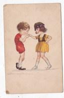 Carte Postale Illustrateur  Signer - Bompard, S.