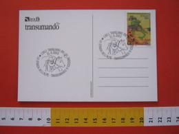 A.03 ITALIA ANNULLO - 2003 TAVIGLIANO BIELLA ALLEVAMENTO MUCCA TRANSUMANZA MONTAGNA PASTORE - Agricoltura
