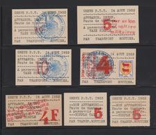 Lot N° 970 FRANCE Timbre De Greve Année 1953 RARE  .. No Paypal - Timbres