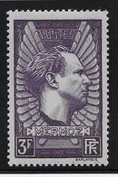 France N°338b Violet-gris - Neuf * Avec Charnière - TB - Frankreich