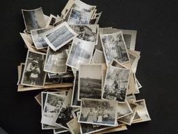 Lots De150 Photos Divers Formats De  Groupes Hommes ,femmes ,enfants ,lieux - Photographs