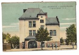 MAYENCE QUARTIER DEGOUTTE CORPS DE GARDE 1928 CPA 2 SCANS - Mainz