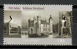 Germany 2009 Alemania / Architecture Moyland Castle MNH Arquitectura Castillo / Ka26  38 - Castillos