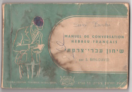 HEBREW - FRANCIS DICTIONARY S.BEN -DAVID - Livres, BD, Revues