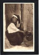 CPA Judaïsme Jewish Juif Judaïca Type Non Circulé Algérie Type - Judaisme