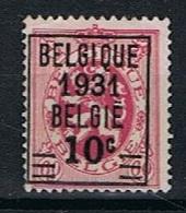 Belgie OCB 316 (0) - Belgique