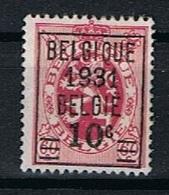 Belgie OCB 316 (0) - Belgien