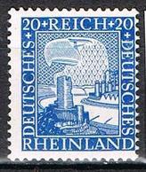 ALLEMAGNE EMPIRE 367* - Allemagne