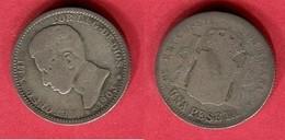 1 PESETA  (KM  94)   B + 2 - [ 1] …-1931 : Reino