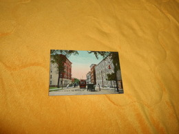 CARTE POSTALE ANCIENNE NON CIRCULEE DATE ?.. / HUGUENOT ST. LOOKING W..NEW ROCHELLE N.Y. - NY - New York