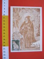 A.03 ITALIA ANNULLO - 2003 SETTIMO TORINESE TORINO FESTEGGIAMENTI S. ANTONIO ABATE MAIALE PORCO - Cristianesimo