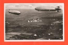 Dirigibili Zeppelin Luftschiffbau Dirigeables Aviazione - Dirigibili