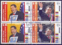 Used Uruguay 2014,UPAEP, Hugo Chavez 4V [:] - Uruguay