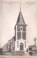 Manneville-la-Goupil  (76 - Seine Maritime)   L'Eglise - France