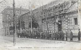 81)  ALBI  -  Collège Ste Marie  - Boulevard Carnot - Albi