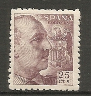 Yv. N°  681  ** MNH  25c Franco  Cote  0,7 Euro BE - 1931-50 Neufs