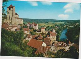 Lot : ST  CIRQ  LAPOPIE : Vue  1981 - Saint-Cirq-Lapopie
