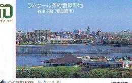 Carte Prépayée  Japon * TRAIN * JR * IO * CARD * (4814) Japan Prepaid Card * ZUG * Karte * TREIN * IO * - Trains