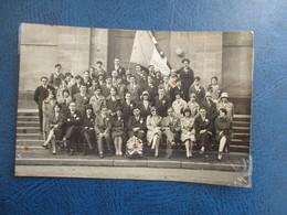 CPA PHOTO 88 NEUVILLE LES RAON GROUPE CLASSE 1930 - France