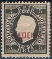 Madeira, 1871/6, # 14, Sob. B, MNG - Madeira