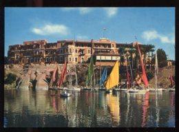 CPM Neuve Egypte ASWAN Hôtel Old-Catract - Aswan