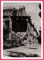 Cp Dentelée - Verwoest Rotterdam 1940 - Gerechtsgebouw Noordsingel - Palais Justice - Bombardement - Gebr. SPANJERSBERG - Rotterdam