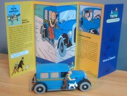 Voiture TAXI CHECKER 1929, 1/43 De Tintin En Amérique, TINTIN - Tintin
