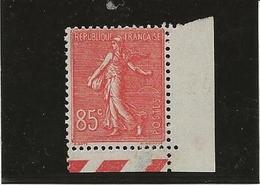 SEMEUSE LIGNEE - N° 204 COIN DE FEUILLE - NEUF SANS CHARNIERE -1924-32-  COTE :27 € - Neufs