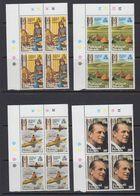 Falkland Islands 1981 Duke Of Edinburgh Awards 4v Bl Of 4 (corner) ** Mnh (41476D) - Falklandeilanden