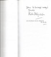 Dédicace De Kate Colquhoun - Le Chapeau De M. Briggs - Livres, BD, Revues