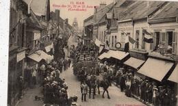 HAM FETES DES 21, 22 ET 23 JUIN 1913 (CAVALCADE) - Ham