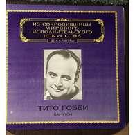 Tito Gobbi, Baritone: Mozart, Donizetti, Verdi, Chilea; Wolf-Ferrari; Tosti; Denza; Rota - Classical