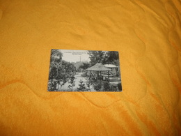 CARTE POSTALE ANCIENNE CIRCULEE DATE ?.. / GREEN SHADE OF PARK. HSIA CHIA HO TZU. / CACHET + TIMBRES X2 - Japon
