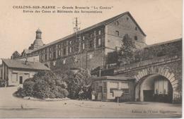 CHALONS SUR MARNE   GRANDE BRASSERIE  LA COMETE - Châlons-sur-Marne