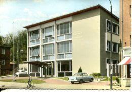 N°67616 -cpsm Le Havre -Graville -mairie Annexe -simca Ariane- - Graville