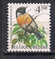 YT N° 2397 - Oblitéré - Traquet Pâtre - 1985-.. Oiseaux (Buzin)