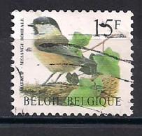 YT N° 2732 - Oblitéré - Mésange Boréale - 1985-.. Oiseaux (Buzin)