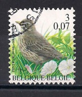 YT N° 2919 - Oblitéré - Pipit Farlouze - 1985-.. Oiseaux (Buzin)