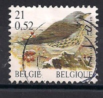 YT N° 2982 - Oblitéré - Grive Litorne - 1985-.. Oiseaux (Buzin)