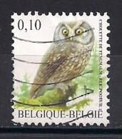 YT N° 3609 - Oblitéré - Chouette De Tengmalm - 1985-.. Oiseaux (Buzin)